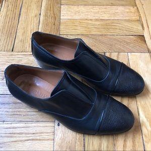 Intermix Oxford Shoes